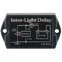 Kit D'allumage Automatique Des Feux Retardateur pour eclairage interieur 12V 38x35x27cm