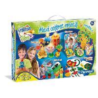 Kit De Creation Bougie CLEMENTONI Créateur de talents - Maxi coffret créatif - Loisirs créatifs