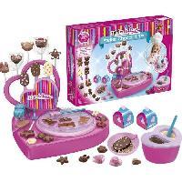 Kit De Cuisine Creative - Jeux Culinaires Mini Delices - Atelier Chocolat 4 En 1