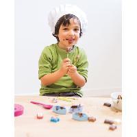 Kit De Cuisine Creative - Jeux Culinaires SMOBY CHEF Chocolate Factory + 1 Livre de Cuisine