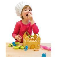 Kit De Cuisine Creative - Jeux Culinaires SMOBY CHEF Fun Biscuits + Recettes