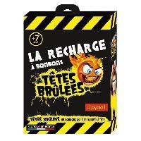 Kit De Cuisine Creative - Jeux Culinaires TETES BRULEES Recharge La Fabrik a Bonbons - Generique