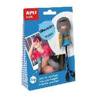 Kit De Dessin APLI Boite kit creatif Chevalier