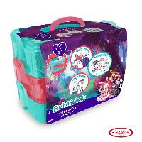 Kit De Dessin ENCHANTIMALS Ma Mega Box - 250 pieces - Darpeje