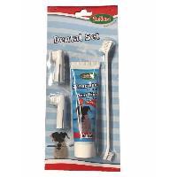 Kit De Produits De Soin - Hygiene BUBIMEX Kit dentifrice - Pour chien