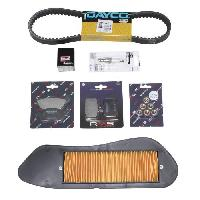 Kit De Revision kit entretien maxiscooter adaptable yamaha 125 xmax 2006>2009-mbk 125 skycruiser 2006>2009 -rms-