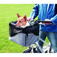 Kit De Transport - Deplacement - Promenade TRIXIE Sac de transport Front-Box pour velo