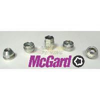 Kit De Visserie 4 Ecrous Antivol 12x150 L 19.7mm Coniques Cle 19-21 - 24012SU McGard
