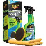 Kit Decontamination Hybride Ceramique Meguiars G200200