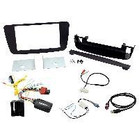 Kit D'installation D'autoradio KIT-CTKMB11 - Kit Adaptateur Autoradio 7p Mercedes Classe A -W176- + CAV + FM