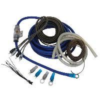 Kit D'installation D'autoradio Kit ALIMENTATION POUR AMPLIFICATEUR 10MM2 NECOM Generique