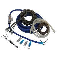 Kit D'installation D'autoradio Kit ALIMENTATION POUR AMPLIFICATEUR 20MM2 NECOM Generique