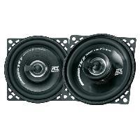 Kit D'installation D'autoradio MTX Haut-parleur Coaxial 2 Voies TX240C Ø10 cm 45 W RMS 180 W Peak 4O