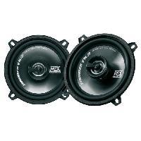 Kit D'installation D'autoradio MTX Haut-parleur Coaxial 2 Voies TX250C Ø13 cm 55 W RMS 220 W Peak 4O - Mtx Audio