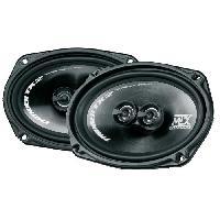 Kit D'installation D'autoradio MTX Haut-parleur Coaxial 3 Voies TX269C 6 x 9? 80 W RMS 320 W Peak 4O