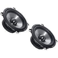 Kit Eclates 2 voies 2 Haut-parleurs 130mm 70W 70-7000Hz - ADNAuto