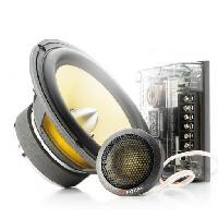 Kit Eclates 2 voies Haut-parleurs Focal 130KR 2 voies 13cm -> ES130K