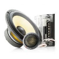 Kit Eclates 2 voies Haut-parleurs Focal 165KR 2 voies 16.5cm -> ES165K