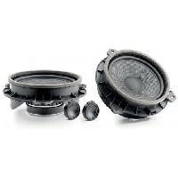 Kit Eclates 2 voies Haut-parleurs Focal IS165TOY 16.5cm pour Toyota