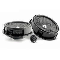 Kit Eclates 2 voies Haut-parleurs Focal IS165VW pour VW Golf 6