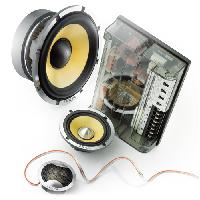 Kit Eclates 3 voies Haut-parleurs Focal 165KRX3 3 voies 16.5cm -> ES165KX3