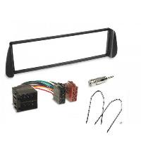 Kit Facade et Faisceau ISO Kit Installation Autoradio KITFAC-110 compatible avec Citroen Xsara Picasso