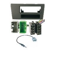 Kit Facade et Faisceau ISO Kit Installation Autoradio KITFAC-111 compatible avec Volvo
