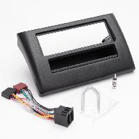 Kit Facade et Faisceau ISO Kit Installation Autoradio KITFAC-125A compatible avec Fiat Stilo