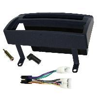 Kit Facade et Faisceau ISO Kit Installation Autoradio KITFAC-139 compatible avec Toyota Corolla