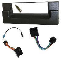 Kit Facade et Faisceau ISO Kit Installation Autoradio KITFAC-66-3 compatible avec BMW