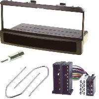 Kit Facade et Faisceau ISO Kit Installation Autoradio KITFAC-72K compatible avec Ford