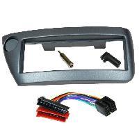Kit Facade et Faisceau ISO Kit Installation Autoradio KITFAC-74B compatible avec Ford Ka - Bleu