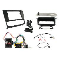Kit Facade et Faisceau ISO Kit Installation Autoradio KITFAC-ZBM1 pour BMW serie 3 Ex ADNAuto