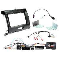 Kit Facade et Faisceau ISO Kit Installation Autoradio KITFAC-ZFO66 pour Ford Ranger XL ADNAuto