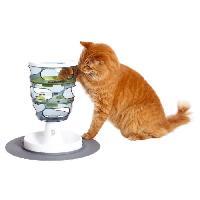 Kit Jouet - Activite Aire de jeux labyrinthe a friandise pour chat - Cat It