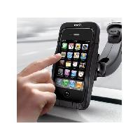 Kit Main libre Auto KIT MAIN LIBRE BLUETOOTH POUR APPLE 3G ET 3GS Generique