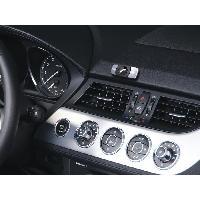 Kit Main libre Auto KML BLUETOOTH BURY CC9048 TELECOMMANDE SANS ECRAN 2TEL VOCAL A2DP 12V ADNAuto