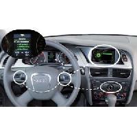 Kit Main libre Auto Kit mains libre Bluetooth Adaptable compatible avec Audi A4-8KA5-8TQ5-8R