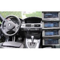 Kit Main libre Auto Kit mains libres bluetooth compatible origine BMW avec systeme Idrive serie E Generique