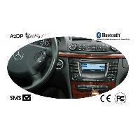 Kit Main libre Auto Kit mains libres bluetooth compatible origine MERCEDES PRO sauf COMAND NTG2-5 Generique
