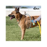 Kit Materiel De Toilettage - Pansage MY PET Anneau de douche Wash A'Hoop - Pour chiens