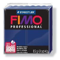 Kit Modelage FIMO Boite 4 Pieces Fimo Professionnel 85G Bleu