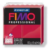 Kit Modelage FIMO Boite 4 Pieces Fimo Professionnel 85G Carmin