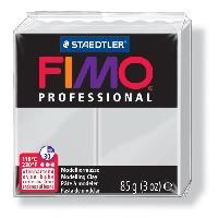 Kit Modelage FIMO Boite 4 Pieces Fimo Professionnel 85G Gris