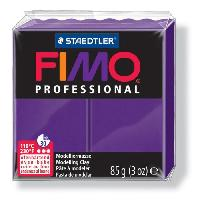 Kit Modelage FIMO Boite 4 Pieces Fimo Professionnel 85G Lilas