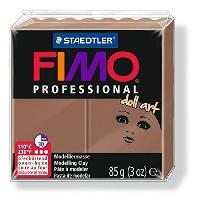 Kit Modelage FIMO Boite 4 Pieces Fimo Professionnel 85G Nougat