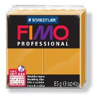 Kit Modelage FIMO Boite 4 Pieces Fimo Professionnel 85G Ocre