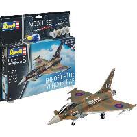 Kit Modelisme A Construire REVELL Maquette Model set Avion British Legends EUROF 63900