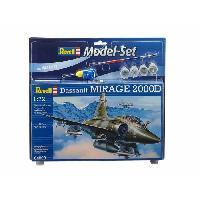 Kit Modelisme A Construire REVELL Maquette Model set Avions Dass. Aviation Mirage 2 64893