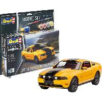 Kit Modelisme A Construire REVELL Maquette Model set Voitures 2010 Ford Mustang GT 67046